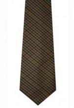 Традиционный шотландский твидовый галстук 100% шерсть , расцветка Ednam Эднам